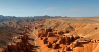 Популярный каньон: чем привлекает туристов Долина замков