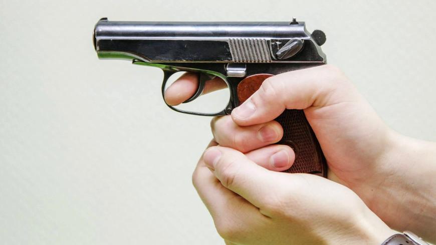 Москвич прострелил соседу руку из «травматики»