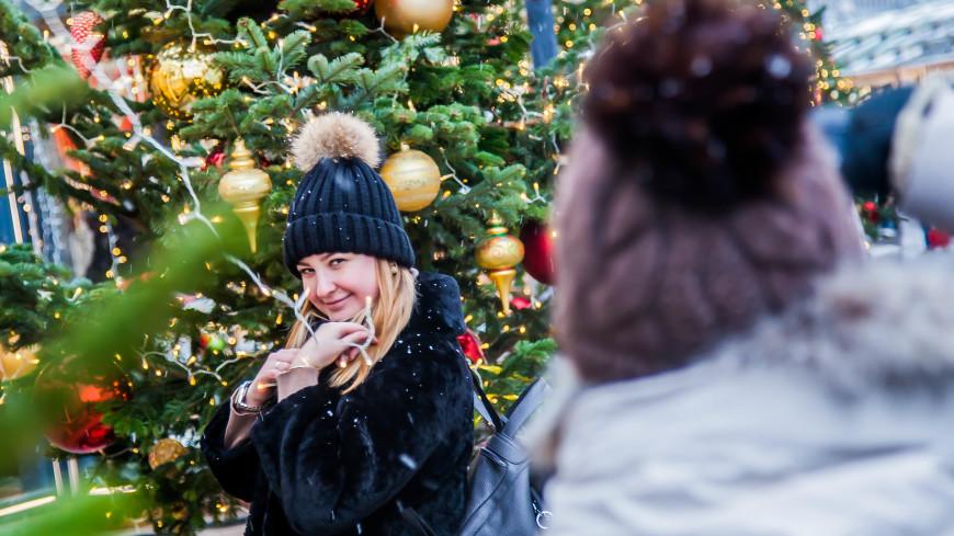 В Кишиневе Новый год встретили с аттракционами и угощениями