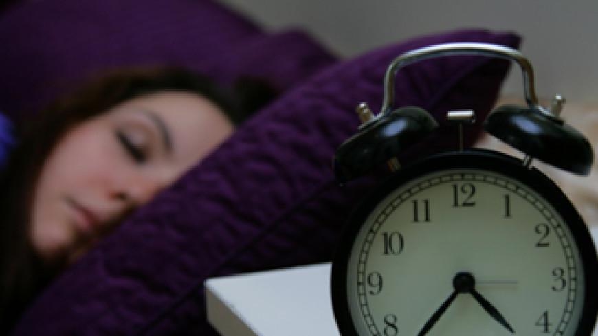 Ученые нашли способ засыпать вовремя