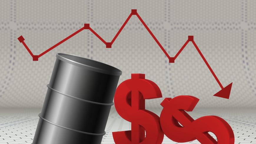 Цены на нефть впервые с октября упали ниже 50$ за баррель