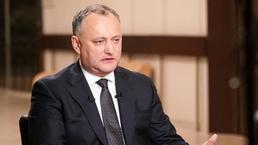 Додон в Брюсселе намерен обсудить реализацию соглашения об ассоциации с ЕС