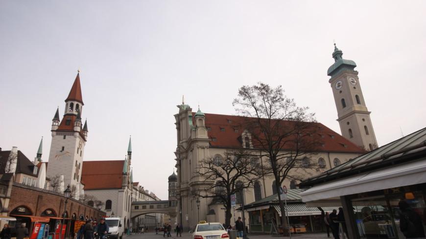 Стрельба в Мюнхене шокировала Германию