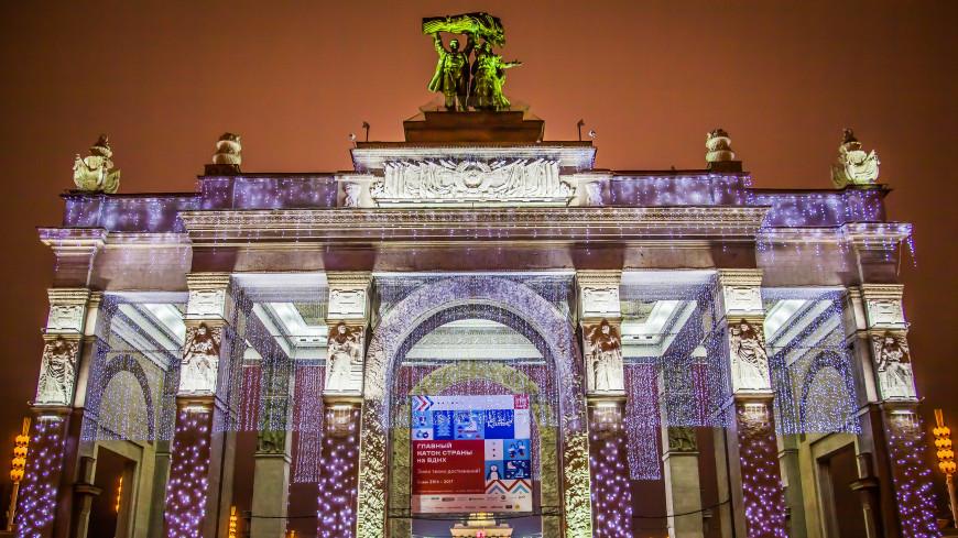 В Москве на ВДНХ установили робота для «обнимашек»