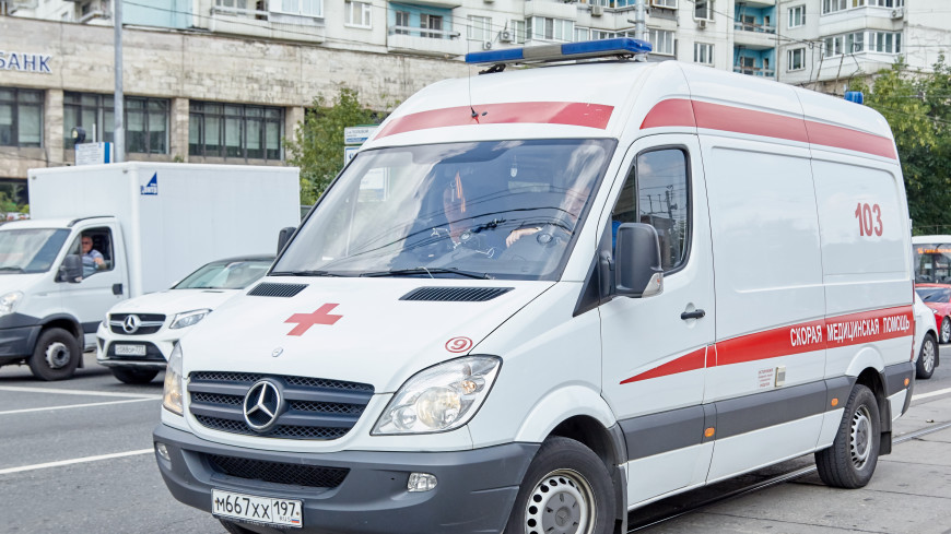 Москвичка сломала ногу, пролетев семь этажей по мусоропроводу