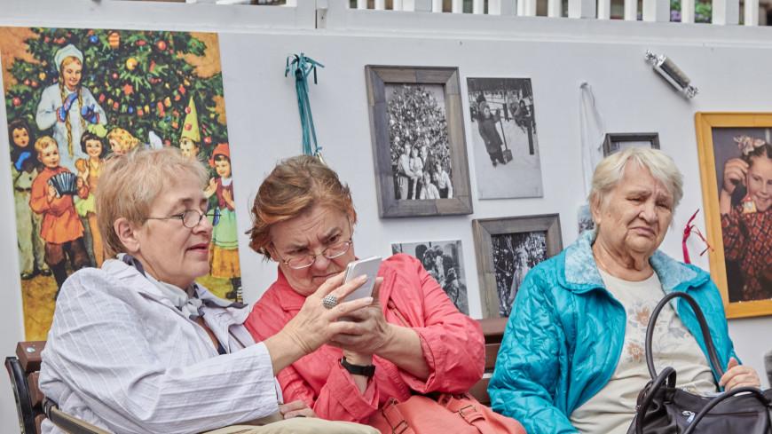 Супербабушки: пенсионерки занимаются спортом в 86 лет