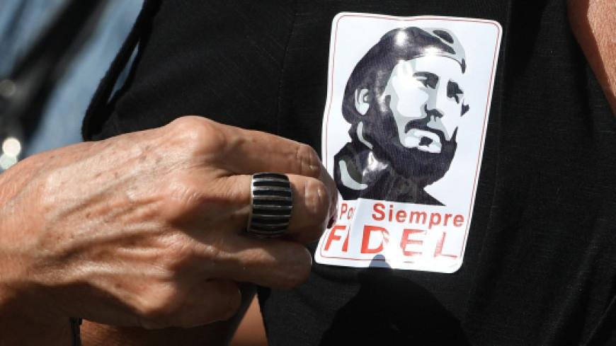 На прощание с Кастро приехали 25 зарубежных лидеров