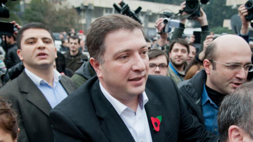 Экс-мэр Тбилиси Угулава досрочно вышел из тюрьмы