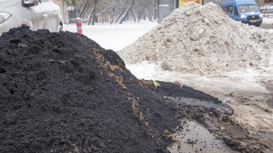 В центре Владивостока обрушилось 10 метров проезжей части