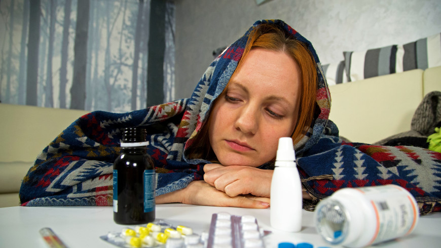 В России ожидается новая волна гриппа