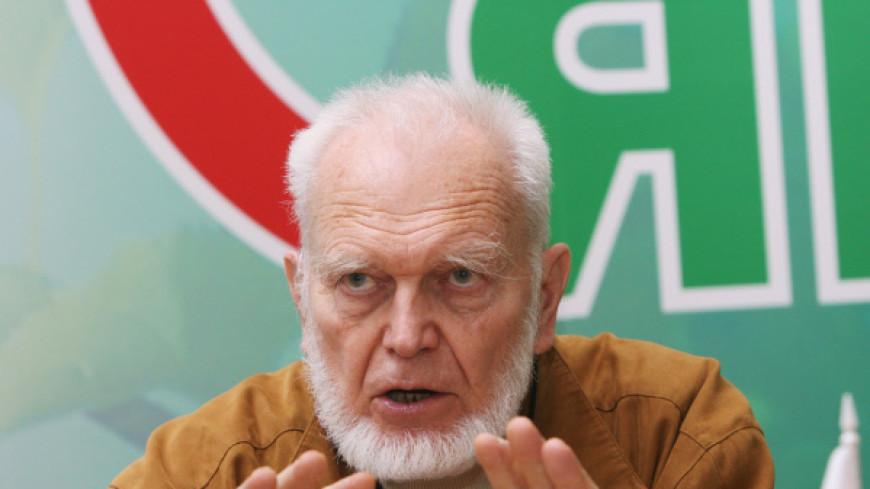 Скончался политик и эколог Алексей Яблоков