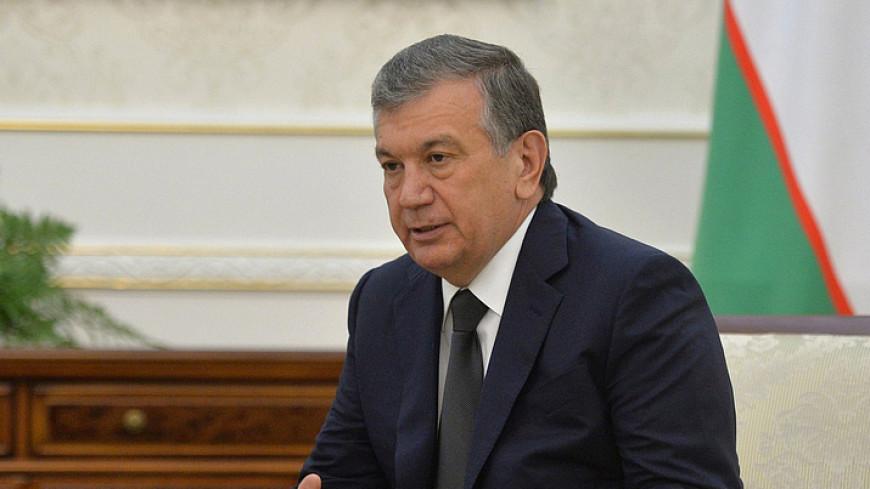 Президент Узбекистана может посетить Россию в начале апреля