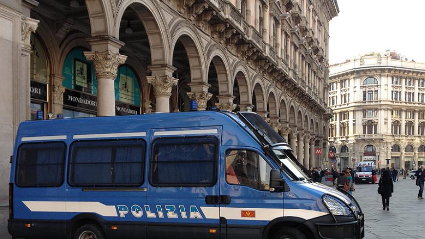 Римская полиция прогуляла работу в Новый год