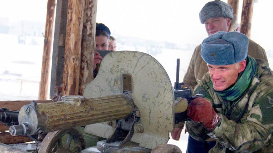 Каникулы «универсального солдата»: как Лундгрен отдохнул в Беларуси