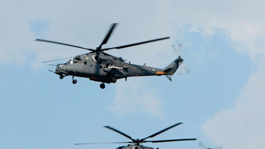 Казахстан за рубли купил четыре Ми-35М
