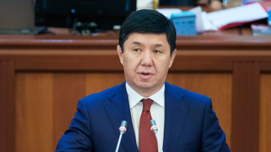 Первым кандидатом в президенты Кыргызстана стал экс-премьер Сариев