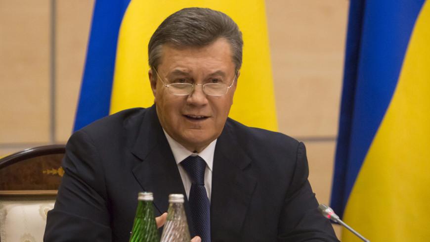 Янукович собирается вернуться на Украину