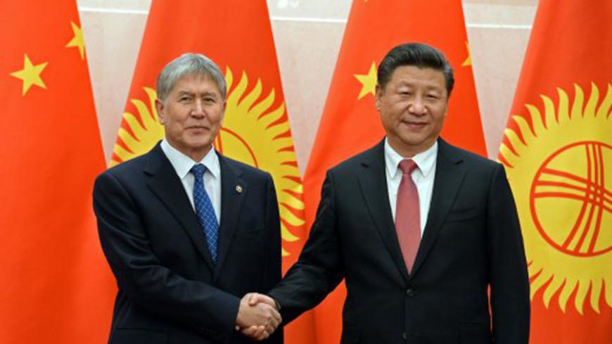 Атамбаев и Си Цзиньпин обсудили дружественные отношения
