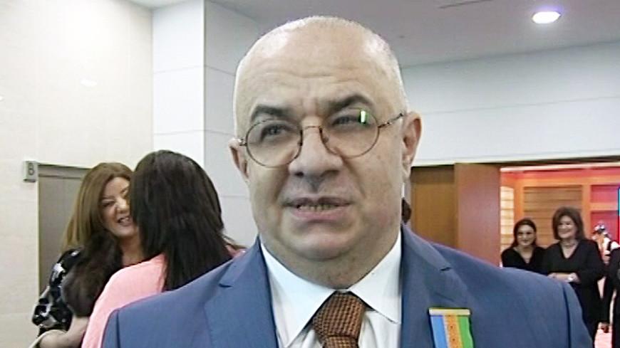 Ильхам Алиев наградил орденом главу филиала МТРК «Мир» в Азербайджане