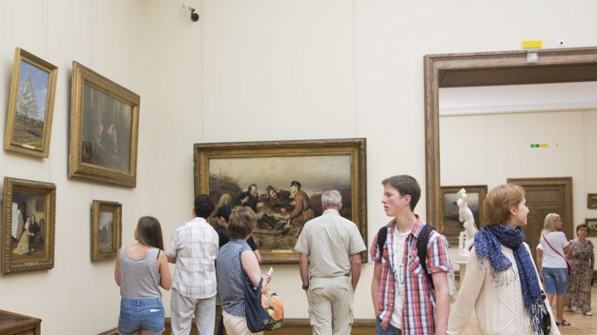 Выставку шедевров из Ватикана в Третьяковке продлили до 1 марта