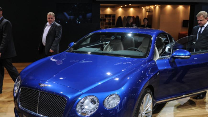 Bentley представила Continental Supersports с 700-сильным двигателем