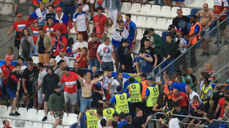 «Хулиганский» Евро-2016