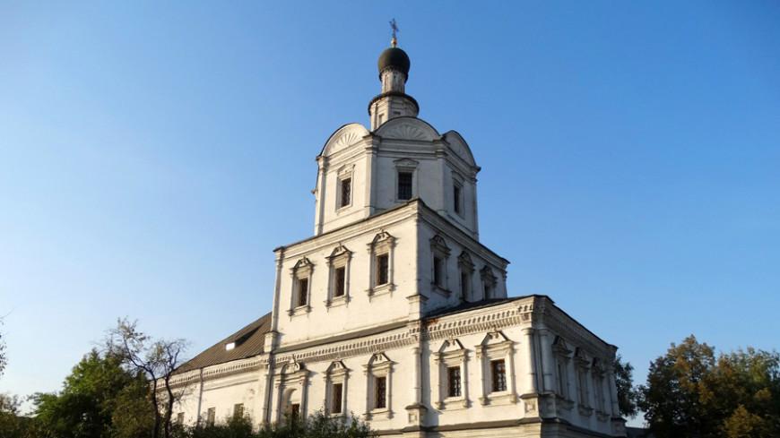 РПЦ планирует забрать Андроников монастырь