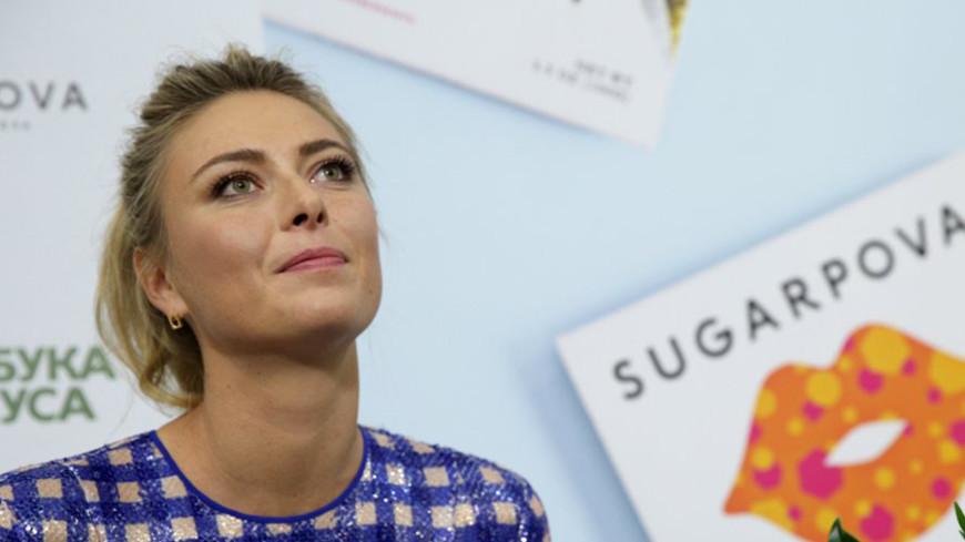 Сладкий бренд: Шарапова презентовала в Москве конфеты и шоколад