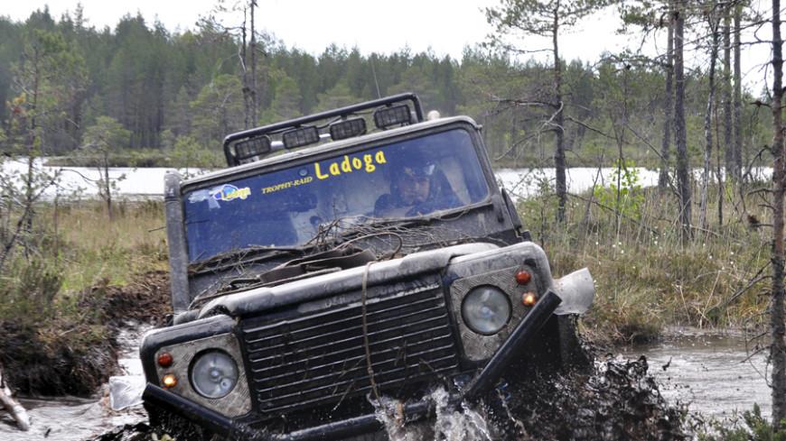 «Ладога-2013»: Лошадиные силы адреналина (ФОТО)