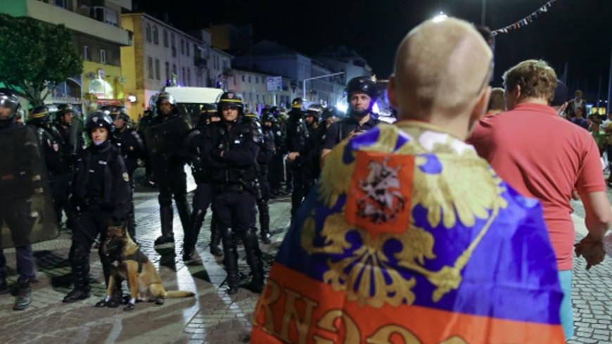 Полиция Марселя считает российских фанатов «хорошо подготовленными»