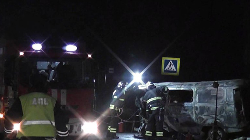 Назван виновник страшной аварии в Новой Москве