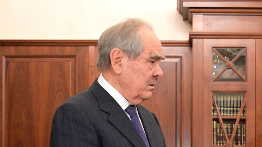 Минтимер Шаймиев: путь железного бабая