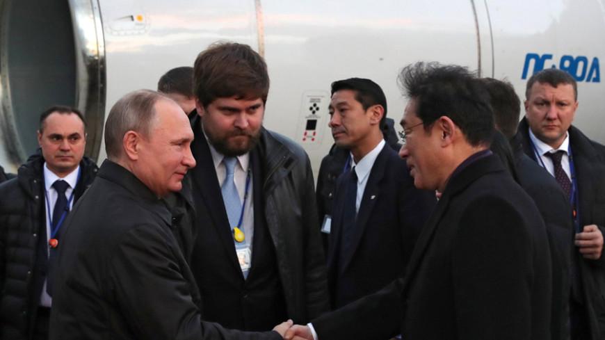 Путина угостят в Японии ядовитой рыбой фугу