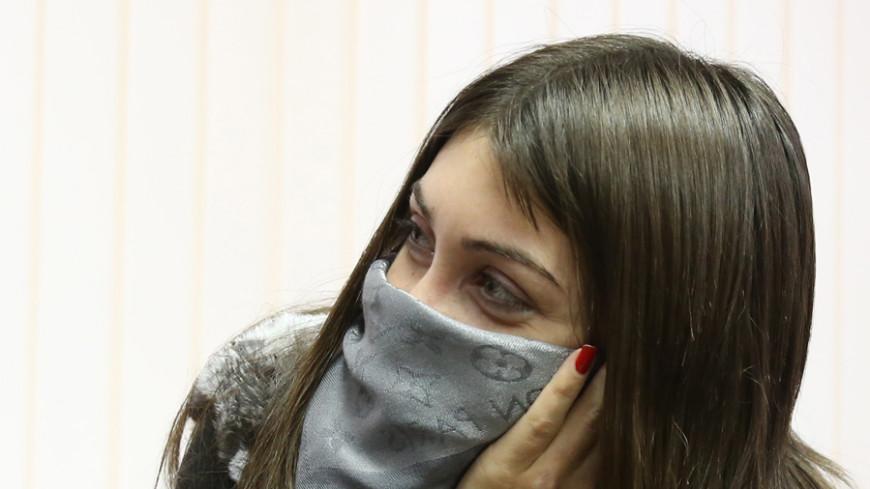 «Мажорку» Багдасарян выпустили из спецприемника