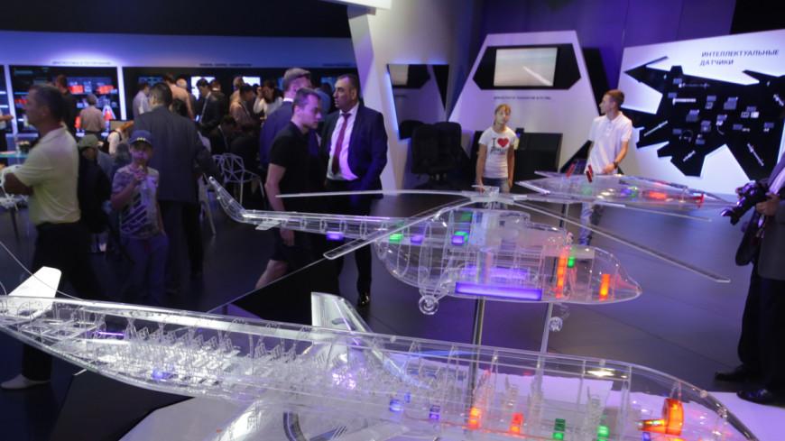 Порядка 100 тысяч посетителей ожидается на авиасалоне МАКС в пятницу