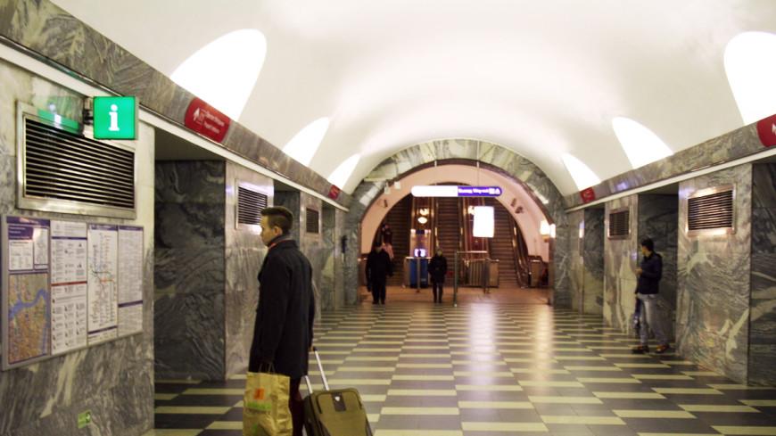 В петербургском метрополитене ограничили продажу жетонов