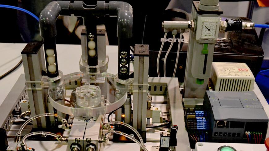 Томские студенты создали «руку-робота»