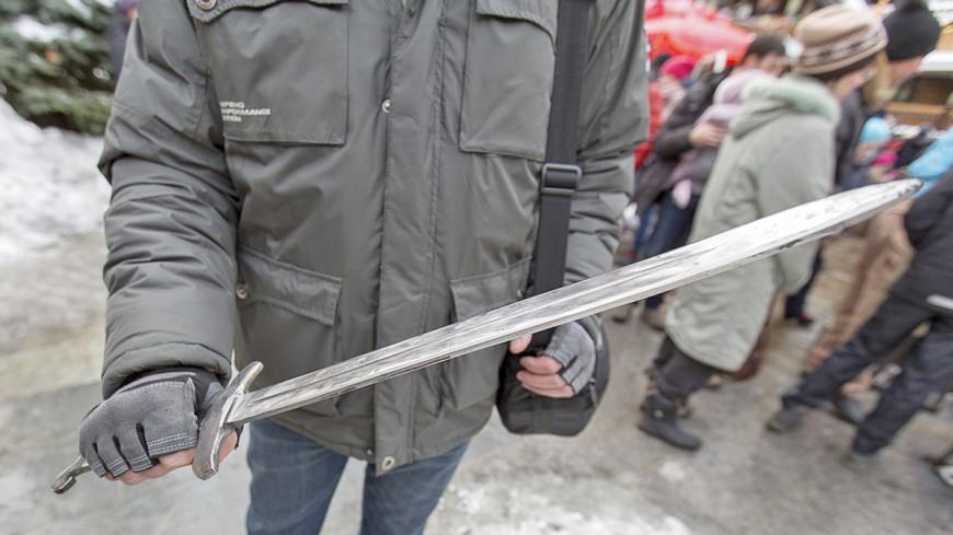 Украина требует не отдавать России бесценный меч эпохи викингов