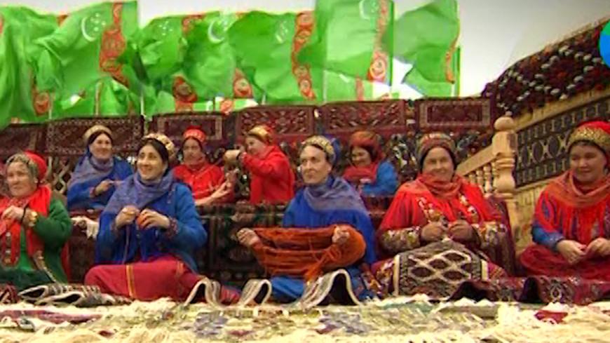 Туркменский Дашогуз стал 12-й культурной столицей Содружества