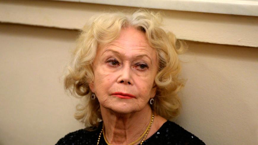 Актриса Светлана Немоляева госпитализирована