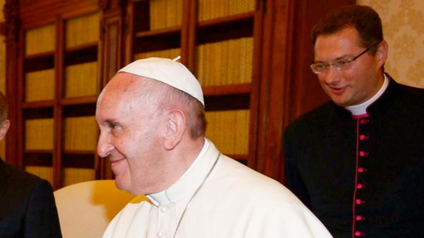 Гарлемцы на седьмом небе от счастья из-за Папы Римского