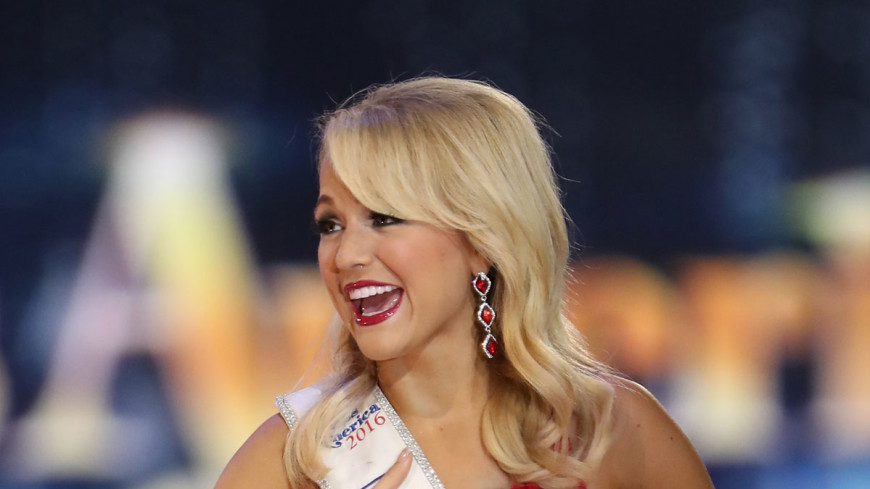 Блондинка из Арканзаса стала «Мисс Америка-2017»