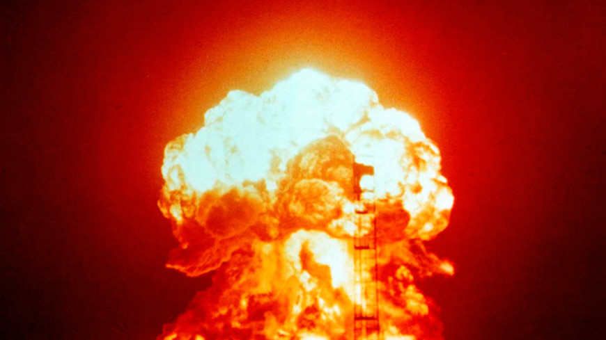 СМИ: США планировали сбросить на Японию 12 ядерных бомб