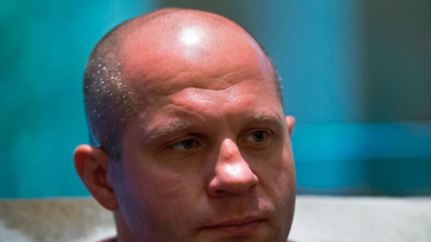 Федор Емельяненко сообщил место и время следующего боя
