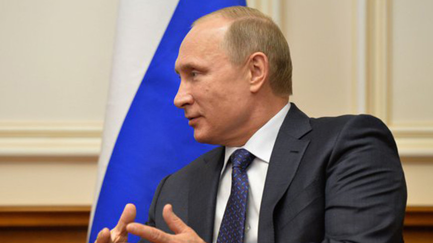 Путин обсудит старт ЕАЭС с правительством