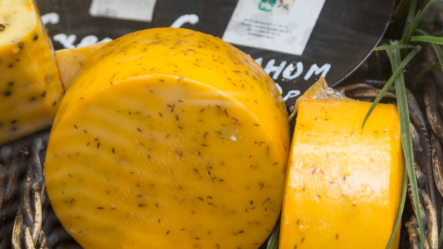 Сыр-бор из-за сыра