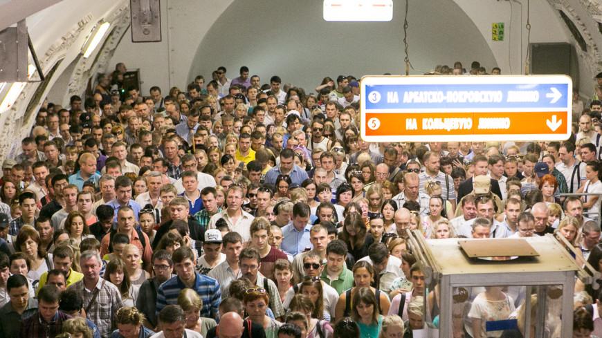 Московское метро могут обязать страховать пассажиров