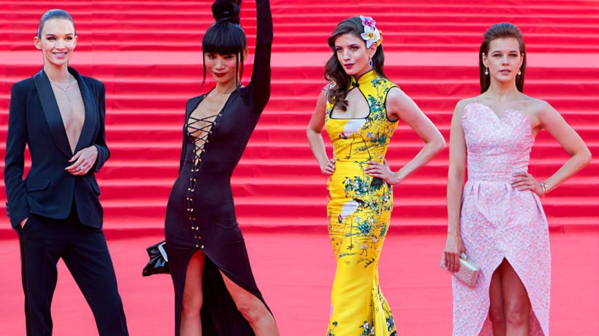 Модная битва: самые эффектные наряды ММКФ