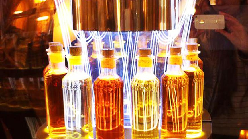 Духи с человеческим запахом помогут сохранить память об умерших