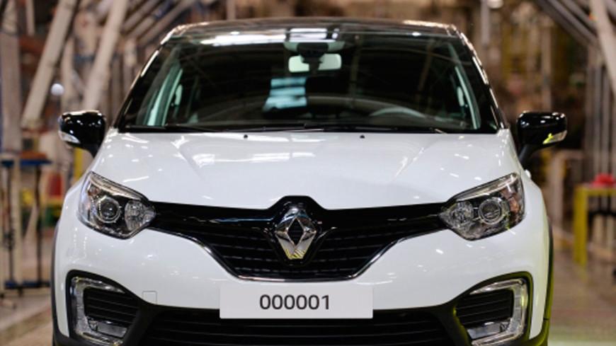 В России стартовали продажи Renault Kaptur